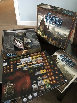 Game of Thrones Board Game for Sale in Nashville, TN