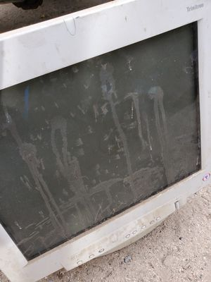 2 old computer monitors for Sale in Pinon Hills, CA