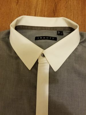 Theory Mens Dress Shirt for Sale in Los Angeles, CA