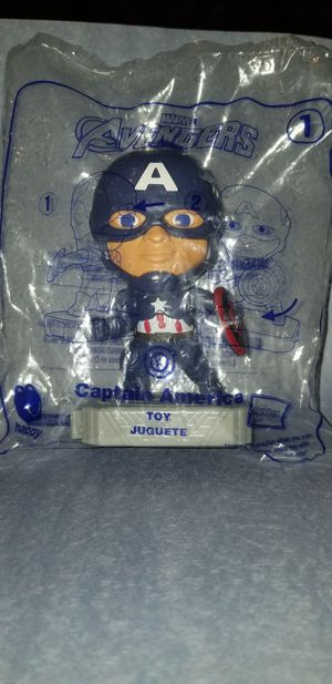 McDonalds Avengers Toy# 1 Captain America for Sale in Brooklyn, NY