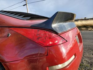 Drift Dialects 350z Carbon fiber cf duckbill for Sale in Los Nietos, CA