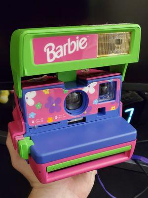 Vintage Barbie Polaroid Camera for Sale in Guadalupe, AZ