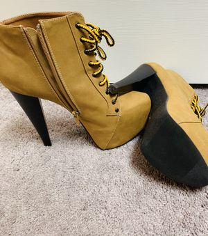 Boot Heels. Size 10. for Sale in Las Vegas, NV