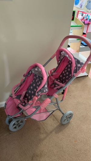 Double Stroller for baby dolls for Sale in Chapin, SC