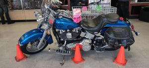2001 Harley Davidson Heritage Classic Motorcycle for Sale in Aurora, CO