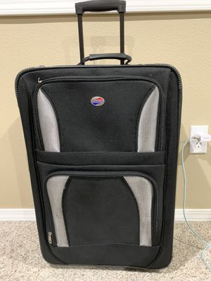Black Suitcase with wheels! for Sale in Gresham, OR