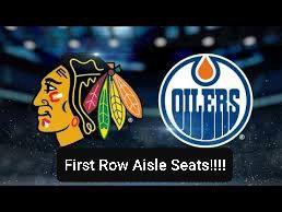 Blackhawks Vs Oilers Tickets for Sale in Naperville, IL