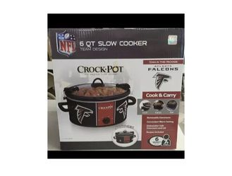 Falcons crock pot for Sale in Smyrna,  GA