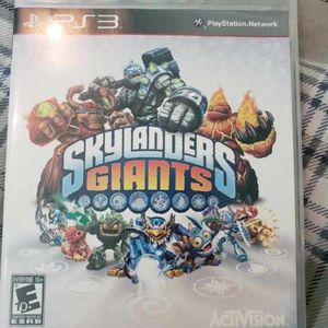 Skylanders Giants Video Game For PS3 for Sale in New Lenox, IL
