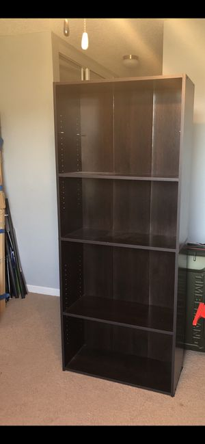 Black storage unit and matching end table for Sale in Lake Worth, FL