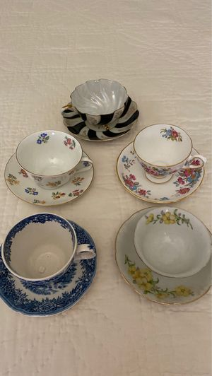 Cup and saucer for Sale in Tempe, AZ