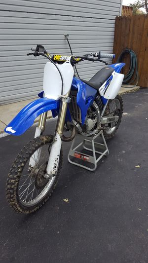 2005 Yamaha YZ125 for Sale in Pingree Grove, IL