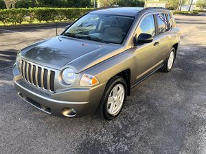 2007 Jeep Compass Sport No Accidents 111k miles for Sale in Pinellas Park, FL