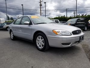 2006 Ford Taurus SEL Low mileage No accidents for Sale in Seattle, WA