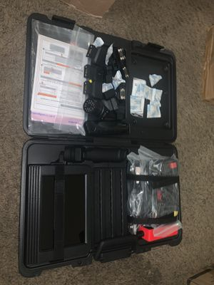 LAUNCH X431 V PRO (Same Function as X431 V+) Bi-Directional Scan Tool Full System Scanner,Key Programming,30+ Reset Functions ECU Coding ABS Bleeding for Sale in North Las Vegas, NV