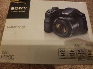 Sony cyber-shot camera for Sale in Eustis, FL