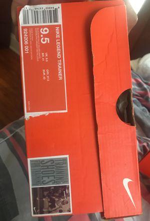 Nike Legend Trainer Sz 9.5 for Sale in Selma, AL
