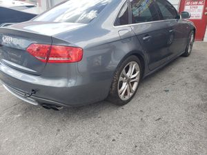 2012 audi s4 for parts for Sale in Hollywood, FL