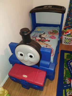Thomas the Train bed w/ accessories for Sale in Wichita, KS