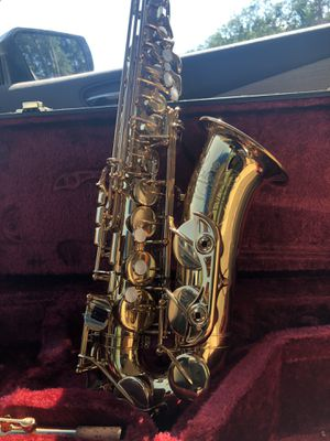 Perfect condition Yamaha YAS 575AL Allegro Alto Saxophone for Sale in Atlanta, GA