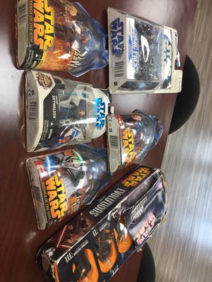 Star Wars Action Figurines for Sale in Tempe, AZ