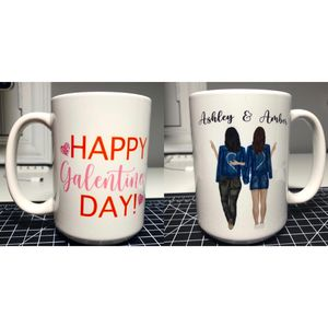 Customized Galantine's Day Mug for Sale in Diamond Bar, CA