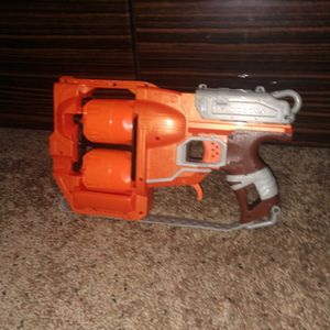 New Nerf Gun Slightly Used for Sale in Arvada, CO