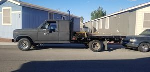 ** 1986 Ford F-250 Flat bed Utility Truck*Emisson Exempt!*Runs Good!✅-$2800 for Sale in Las Vegas, NV
