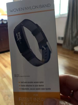 Fitbit inspire woven band for Sale in North Royalton, OH