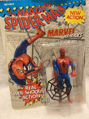 1991 The Amazing Spider-Man action figure for Sale in Medford, MA