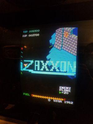 Zaxxon Arcade Retro Mancave Game Works for Sale in Los Angeles, CA