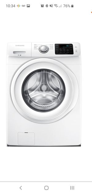 Samsung Washer and Dryer for Sale in Mount Oliver, PA
