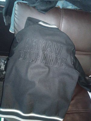 Armani exchange jacket Hugo boss long sleeve 2 Polo hoodie for Sale in Capitol Heights, MD