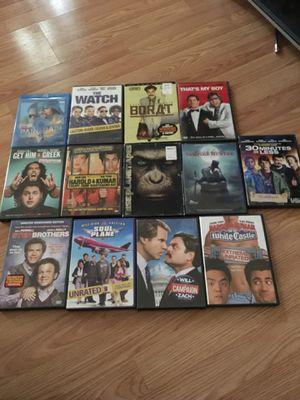 13 dvds for Sale in De Soto, MO