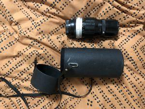 200mm Nikkor lens for Sale in Los Angeles, CA
