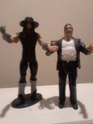 Undertaker & Paul Bearer for Sale in Houston, TX