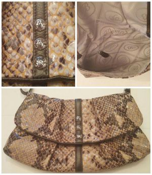 Brighton Snake Embossed Handbag for Sale in Leavenworth, WA