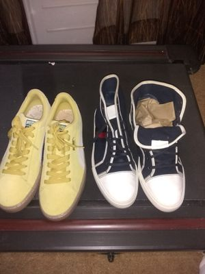 Gucci and Puma sneakers for Sale in Pine Lake, GA