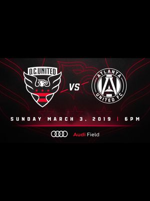 Two Tickets for Match DC United Vs Atlanta United FC tonight. for Sale in Washington, DC