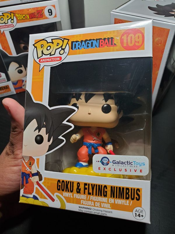 Goku Funko Pop Lot