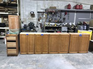 Kitchen cabinets, laundry room cabinets, storage cabinets for Sale in Miami, FL