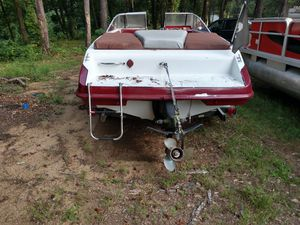 1994 caravelle . 19 foot long with OMC 5.0 liter 302 for Sale in Millbrook, AL