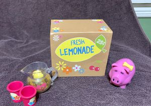 American Girl Bitty Baby Lemonade Stand Set for Sale in St. Louis, MO