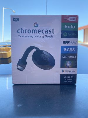 Chromecast for Sale in Stockton, CA