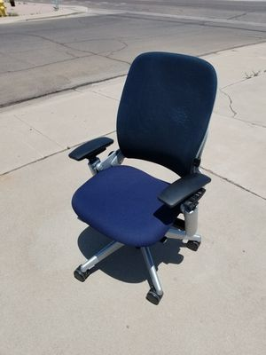 Steelcase leap v 2 ergonomic office chair (2 available) for Sale in Tempe, AZ