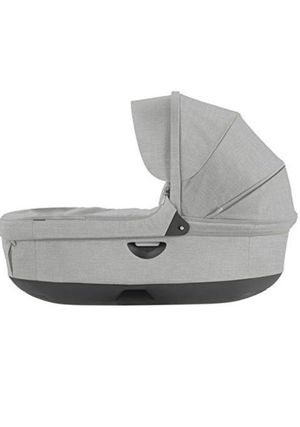 Stokke trailz carry cot & Pipa Nuna Stokke car seat for Sale in Brooklyn, NY