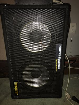 Hartke 2x10 Bass Cab for Sale in Portland, OR