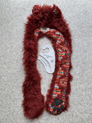 Limited Edition Spirithoods Fire Wolf Warrior /w Tribal Print for Sale in Alexandria, VA