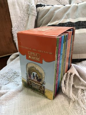 Little house on the prairie book set for Sale in Midland, TX