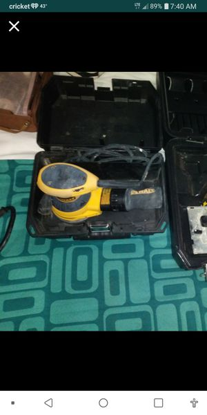 Palm Sander for Sale in Hockley, TX